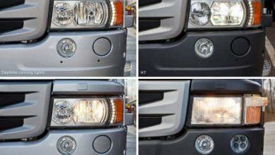 Un nou sistem de blocuri optice disponibil pe camioanele Scania