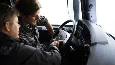 """Scania Driver Support, """"profesorul"""" din cabină camioanelor Scania"""