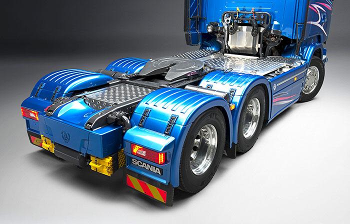 Scania Blue Stream Limited Edition #200