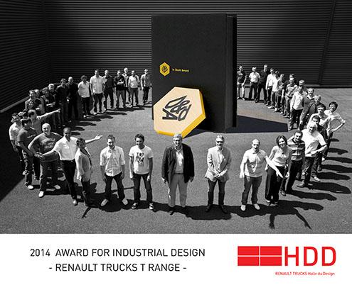 """Premiul """"Slice"""" pentru design acordat de D&AD"""