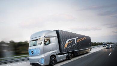 Germania pregătește terenul pentru introducerea camionul autonom