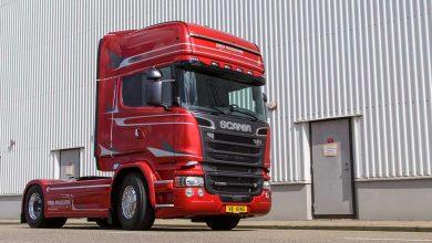 Aprinde flacăra pasiunii cu ediția limitată Scania Red Passion