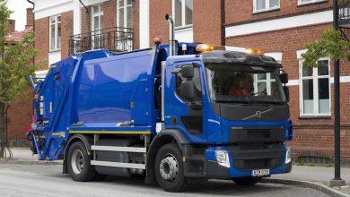 Volvo Trucks și-a extins gama cu versiunea Volvo FE CNG