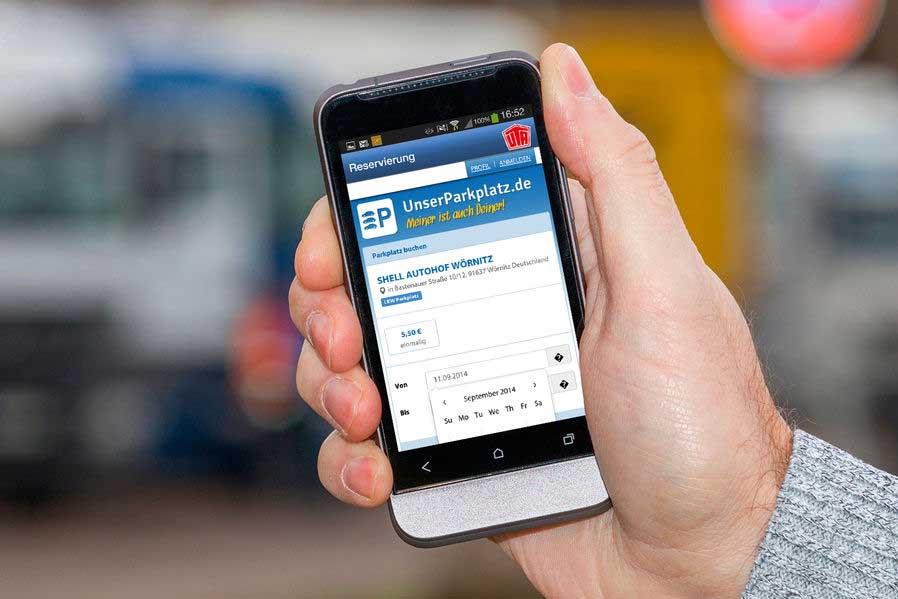 Autohof - o aplicație excelentă pentru șoferii profesioniști
