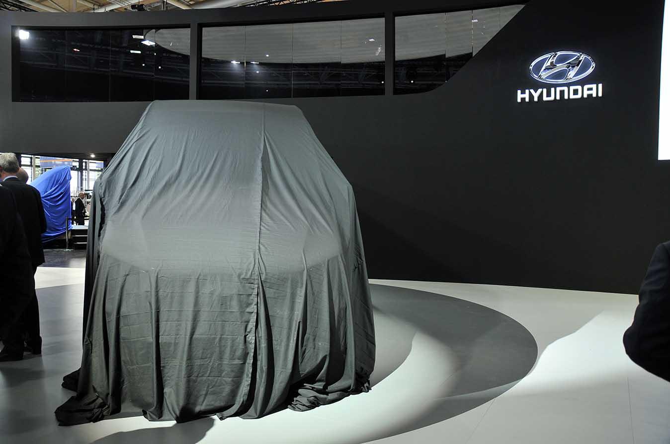 Hyundai H350 a fost prezentat în premieră mondială la IAA Hanovra