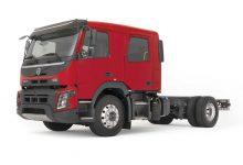 O nouă versiune de cabină disponibilă pentru Volvo FMX şi FL