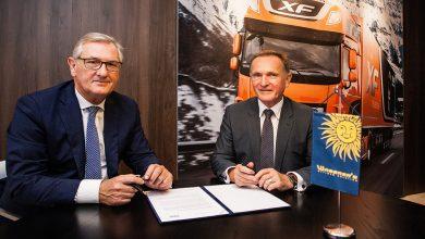 Compania Waberer's a achiziționat 1.000 de camioane DAF