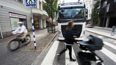Noi sisteme de siguranță activă implementate de Volvo Trucks