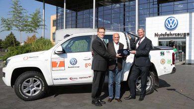VW Amarok pentru acţiune de caritate în Africa