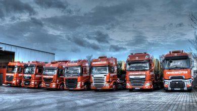 Producătorii de camioane suspectați de UE de încălcarea normelor antitrust