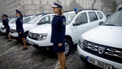 Dacia Duster pentru Poliția Autostrăzi