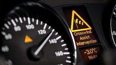 Crosswind Assist disponibil retrofit pentru Mercedes-Benz Sprinter (model după 2012)