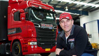 Scania R730 este noul camion al echipei Vicious Rumour Racing Team