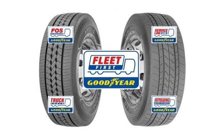 Goodyear Fleet First