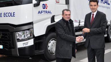 Renault Trucks a mai livrat un model T Euro VI