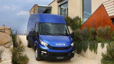 Iveco Daily Hi-Matic expus in cadrul European Motor Show de la Bruxelles
