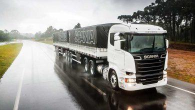 Scania a fost desemnat cel mai bun camion din Brazilia