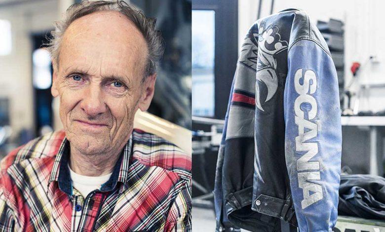 Svempa, legenda vie a celor mai frumoase camioane Scania