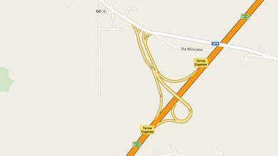 Accident grav în această dimineață pe A13 lângă Padova