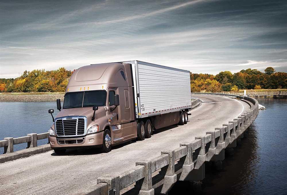 Freightliner Truck USA