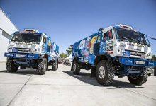 Dakar2015: Rușii de la Kamaz au început atacul
