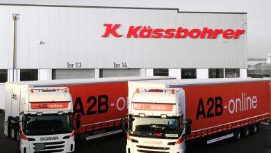 Kässbohrer a inceput livrarea de semiremorci mega catre olandezii de la A2B-online