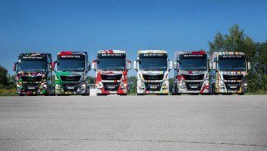 MAN Tattoo Trucks ofera suport logistic in cadrul turneului lui Peter Maffay