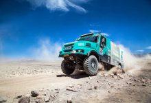Dakar2015: A doua victorie de etapa pentru Hans Stacey (Petronas De Rooy Iveco)