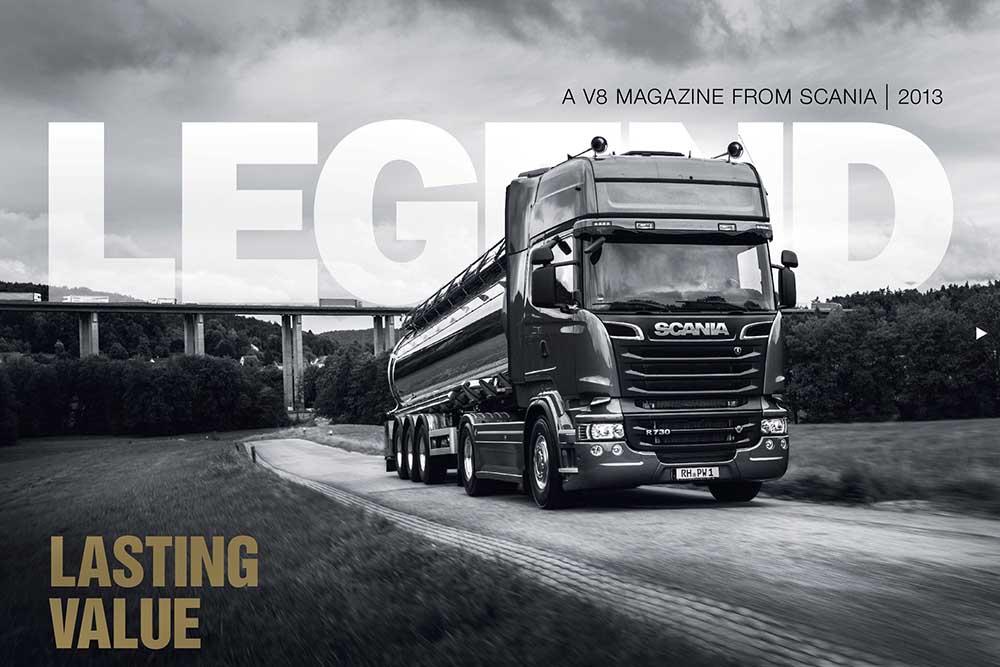 Scania R730 V8 - Peter Wittman Transporte din Germania