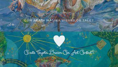 Toyota Romania a lansat Dream Car Art Contest
