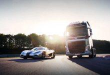 Diferentele de dezvoltare dintre Volvo FH si Koenigsegg One:1