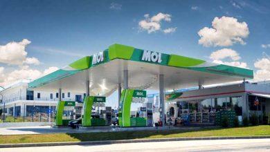 MOL a finalizat achizitia benzinariilor Agip din Romania