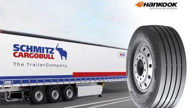 Colaborare extinsa intre Schmitz Cargobull si Hankook Tire