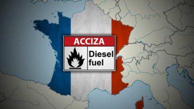 Modificari aduse la rambursarea accizei la motorina in Franta