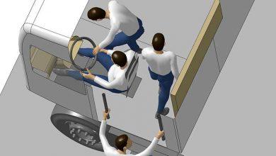 Tehnologia Daimler Trucks pentru cresterea ergonomiei cabinei