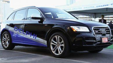 Succes remacabil inregistrat de Delphi in proiectul vehicului autonom