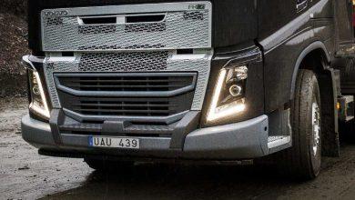 Modelele Volvo FH vor putea fi echipate cu o noua bara de protectie