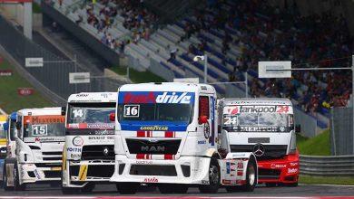 Goodyear continua ca partener in Campionatului European de Curse de Camione