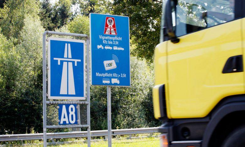 Veniturile ASFINAG au creat divergențe între transportatori și statul austriac