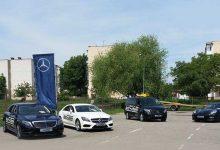 Caravana Mercedes-Benz a ajuns la Satu Mare