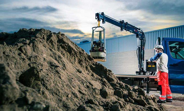 Hiab a lansat noua serie de macarale usoare Seria T