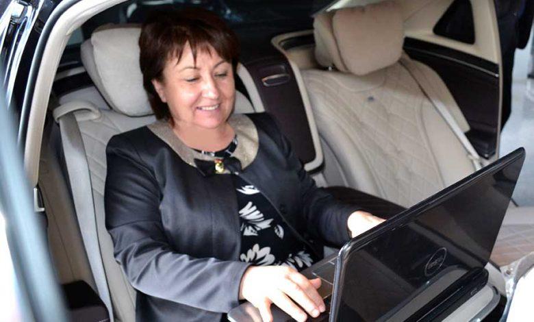 "Elena Kovacs: ""Clasa S ofera senzatia extrem de placuta a sigurantei depline si a confortului unic"""