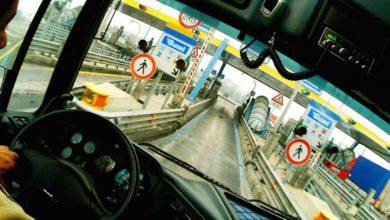Camionul fantoma de pe autostrazile din Italia