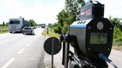 Propunere Italia: Radare amplasate la mai mult de 300 de metri de semnul de reducere a vitezei
