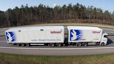 Ansambluri rutiere de tip LHV (25.25 metri) testate in Germania