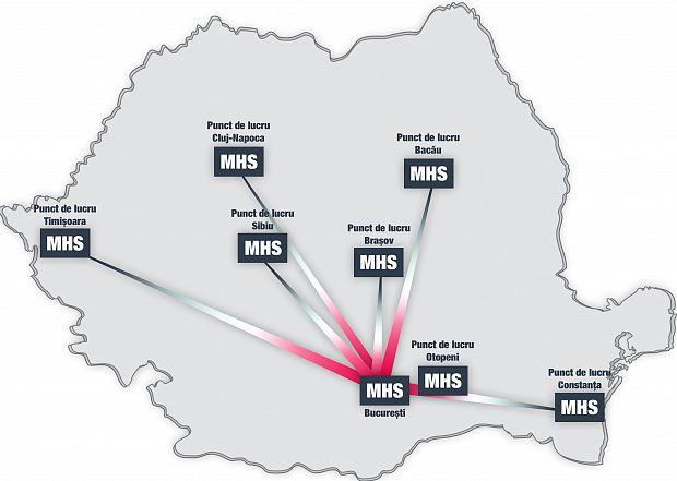 MHS Truck Service este noua denumire a retelei MHS Trucks & Bus