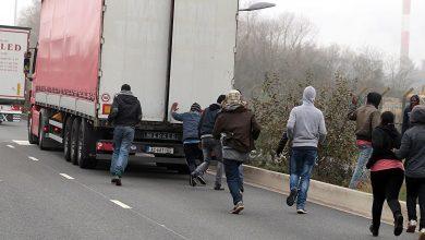 Port Calais: Cu frica-n spate