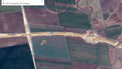 Maghiarii au deschis doua puncte mobile temporare de plata a taxei de drum