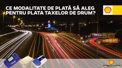 plata taxelor de drum