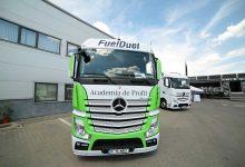 Mercedes-Benz Fuel Duel